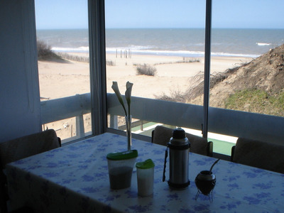 Depto Gesell, 3 Amb, Cochera, Parrilla, Gas Natural, Playa
