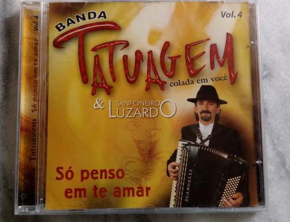 Cd Forró Banda Tatuagem Música Filmes E Seriados No