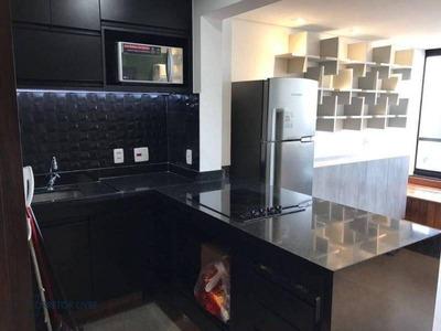 Apartamento Residencial Para Venda E Locação, Vila Olímpia, São Paulo. - Ap47471