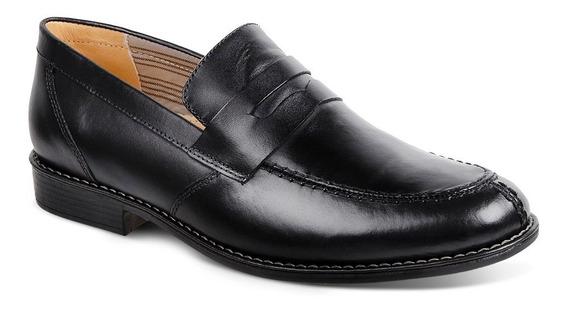 Sapato Masculino Sandro Moscoloni Saint Denis Preto