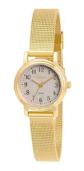 Relógio Feminino Condor Avulso Dourado Co2035ktz4c