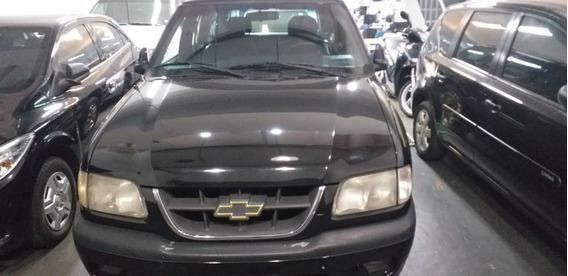Chevrolet Blazer Executive 2000 Preta - Blindada