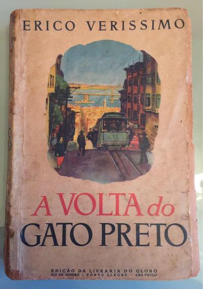 Livro Antigo Raro De 1947 Érico Veríssimo -1a Ed.
