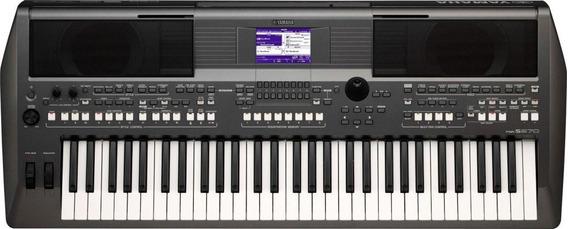 Teclado Psr S670 Professional Arranger + Ritmos Samples