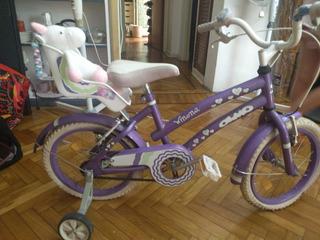Bicicleta Olmo Niña Rodado 16 (descuento)