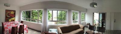 Apartamento Com 4 Dormitórios À Venda, 156 M² Por R$ 600.000 Avenida Flor De Santana, 342 - Parnamirim - Recife/pe - Ap0085