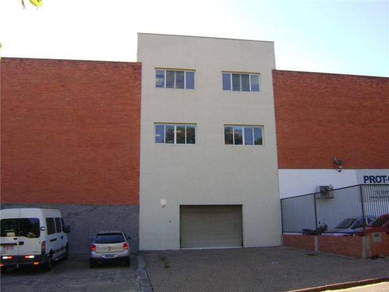 Galpão Comercial Para Locação, Botafogo, Campinas - Ga0068. - Ga0039