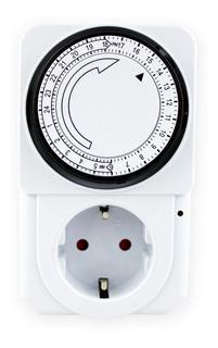Timer Análogo Temporizador Controla Horas De Luz R4670