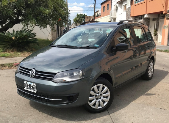 Volkswagen Suran Confortline 101cv Ab Año 2014