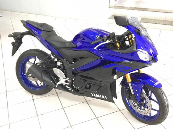 Yamaha Yzf R3 2020 0km