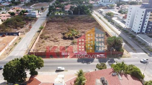 Vende-se Terreno Em Localização Estratégica No Bairro Nova Betânia - Te3062