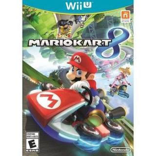 Mario Kart 8 Nintendo Wii U Videojuego