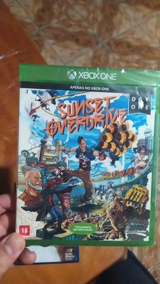 Jogo Sunset Overdrive Xbox One Lacrado