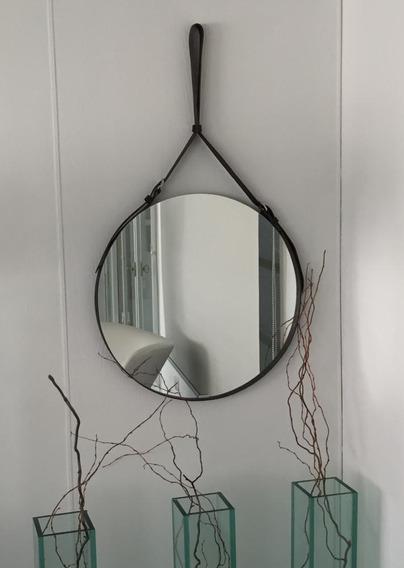 Espejo Reflejar Redondo Belt Diam 47cm Esp03.11 Cuotas
