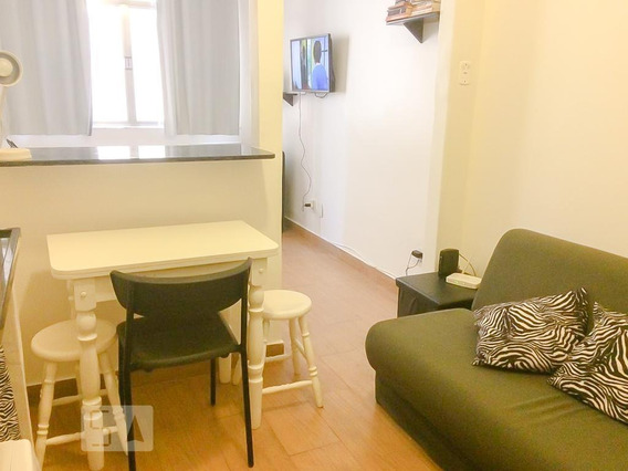 Apartamento Para Aluguel - Copacabana, 1 Quarto, 28 - 893051003