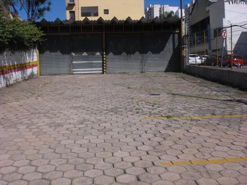 Área A Venda No Bairro Centro Em Guarulhos - Sp.  - 122-1