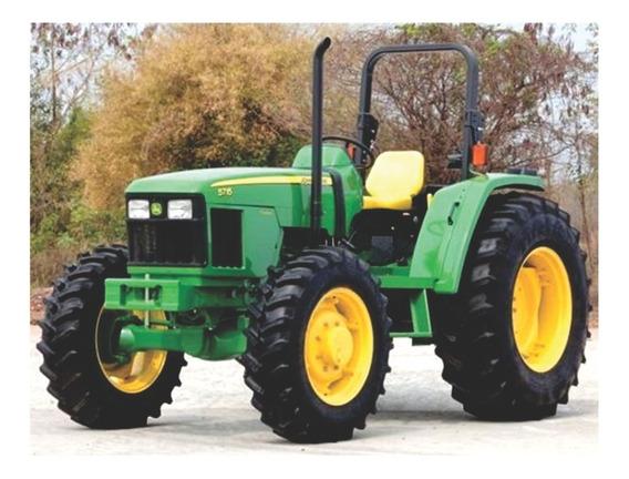 Calcomanías Tractor Agrícola John Deere 5415