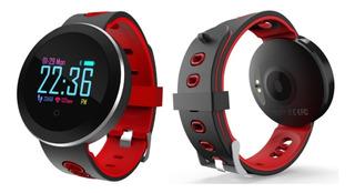 Relógio Inteligente Q8 Smartwatch Aço Inox Diversas Funções