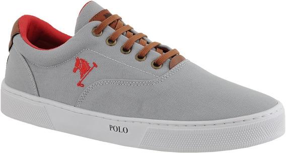 Tênis Casual Sapatenis Masculino Polo Joy Original Promoção
