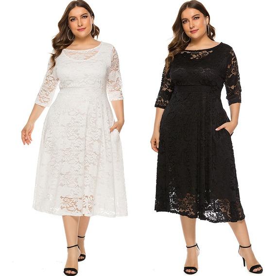 Vestidos De Moda Tallas Grandes En Mercado Libre Mexico