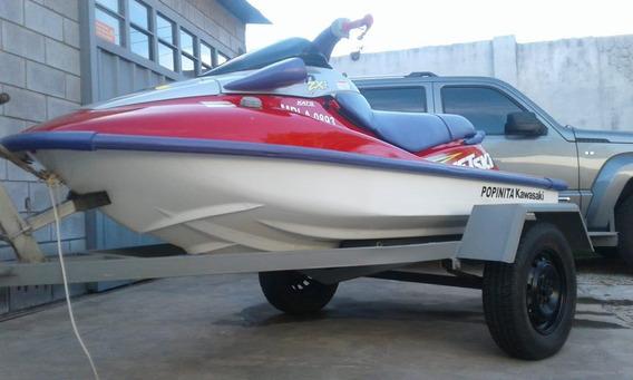 Moto De Agua Kawasaki Zxi 1100 Cm 3 Cilindros