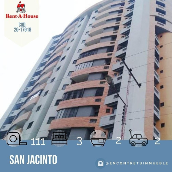 Apartamento En Venta En Maracay, San Jacinto 20-17918 Scp