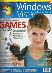 Revista Windows Vista Oficial - Nº 11 - Setembro 2008