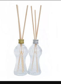 Frasco Plásticos - Para Aromatizantes - 150 Ml - Kit Com 30