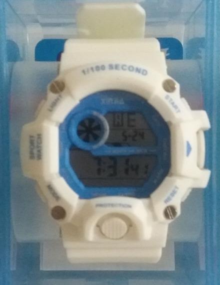 Relógio Esportivo Digital Masculino Xj-875d
