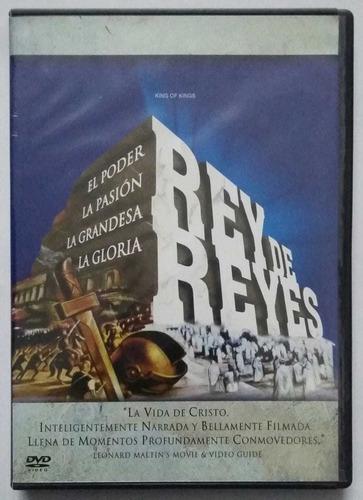 Dvd Rey De Reyes Leonard Martin