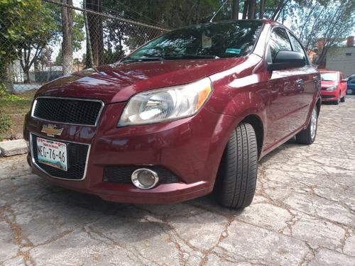 Imagen 1 de 14 de Chevrolet Aveo 1.6 Ltz Mt Sedán