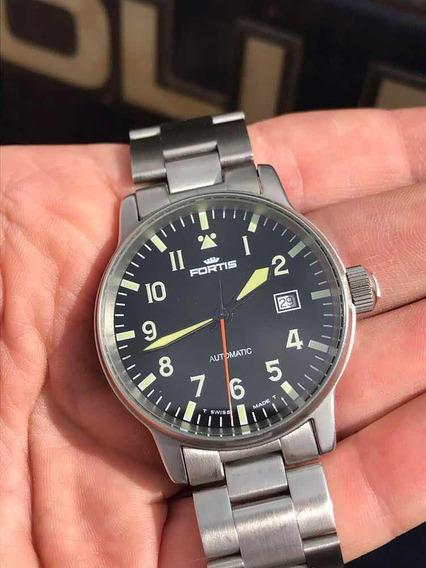 Fortis Flieger 595.10.46 Automatic - Zerado - Barato