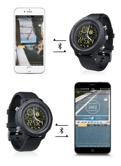 Relógio Lokmat Smart Watch Bluetooth Sport