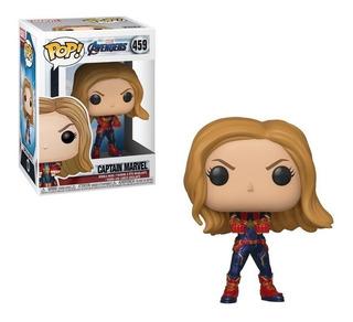 Funko Pop 459 Capitana Marvel - Avengers Marvel