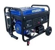 Generador Electrico Hyundai 3000f 3.3kva 7.0hp