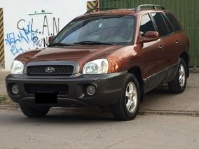 Hyundai Santa Fe 2.4 Nafta Traccion Integral 2003