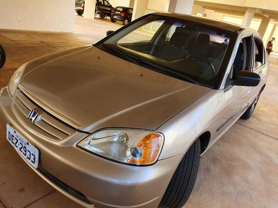 Honda/ Civic Lx 1.7 2001