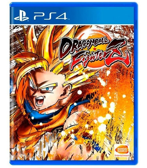 Dragon Ball Fighterz - Ps4 ( Novo, Lacrado, Mídia Física)