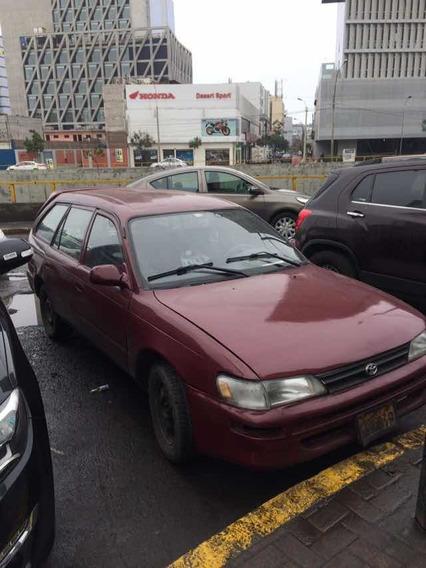 Toyota Corolla Motor Petrolero 3c