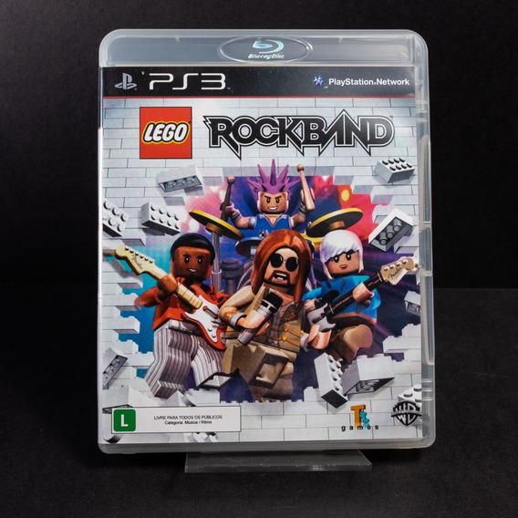 Lego Rockband - Ps3
