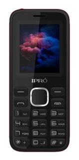 Telefono Celular Ipro Liberado Teclado Camara Linterna Pantalla 2,4 Pulgadas Dual Sim A8