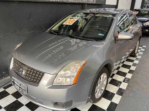 Nissan Sentra 2.0 16v Mec.