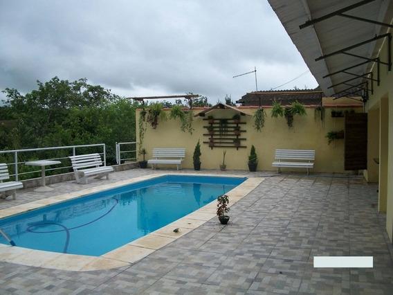 Chácara 3 Quartos Suzano - Sp - Clube Dos Oficiais - V3393