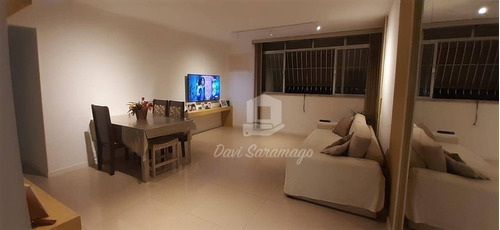 Apartamento À Venda, 120 M² Por R$ 850.000,00 - Icaraí - Niterói/rj - Ap0863
