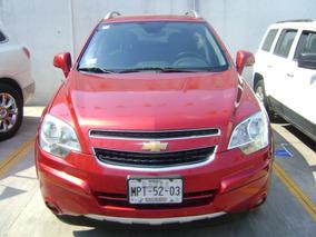 Chevrolet Captiva 3.0 Lt Piel At