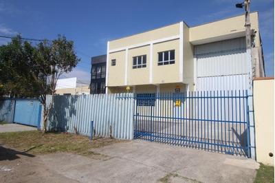 Barracão Para Alugar, 700 M² Por R$ 5.900/mês - Hauer - Curitiba/pr - Ba0001