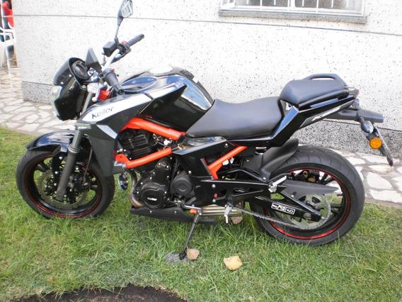 Keller K 65 650 Cc. - Cf Motos.-