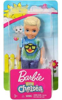 Mini Ken Barbie / Mattel Coleccion Chelsea Club