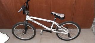 Bicicleta, Bmx, Freestyle (venzo, Usada, Casi Sin Uso)