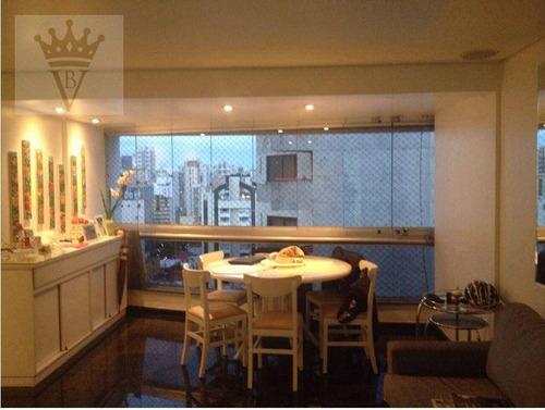 Cobertura Com 3 Dormitórios À Venda, 193 M² Por R$ 2.350.000,00 - Indianópolis - São Paulo/sp - Co0085